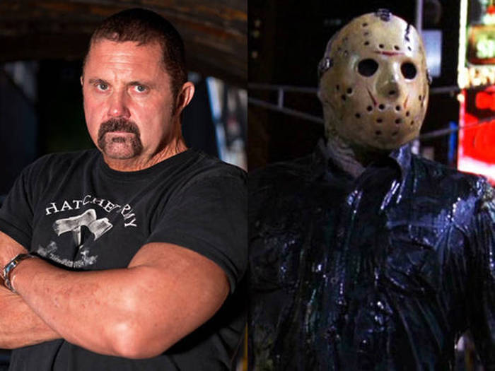 See The Actors Behind Hollywood's Most Terrifying Masks