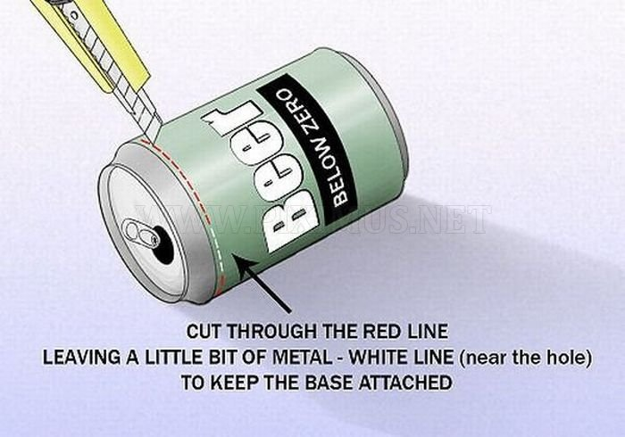 Boost Your WiFi Signal With A Beer Can
