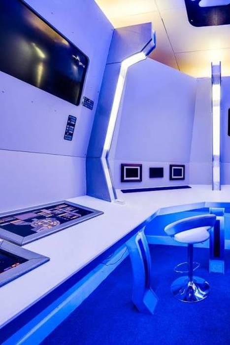 This Texas House Has A Secret Room With A Star Trek Shine