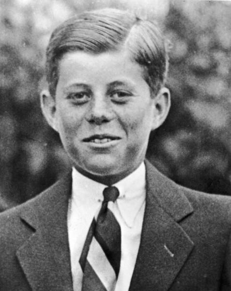 Vintage Photos Of World Leaders When They Were Young