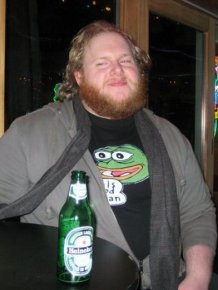Fedora Wearing Neckbeards That Never Grew Out Of Their Awkward Years