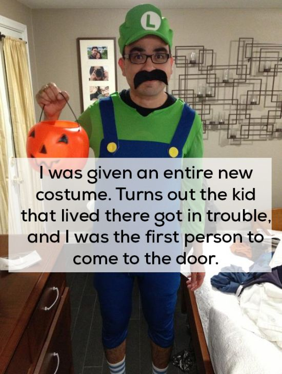 Trick Or Treaters Reveal The Strangest Things They've Received On Halloween