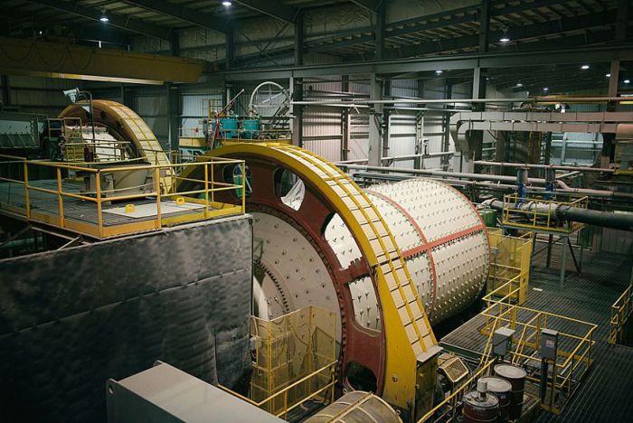An Inside Look At A Siberian Gold Mine