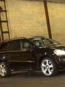 Mercedes-Benz GL Grand Edition - CGL45 by Carlsson