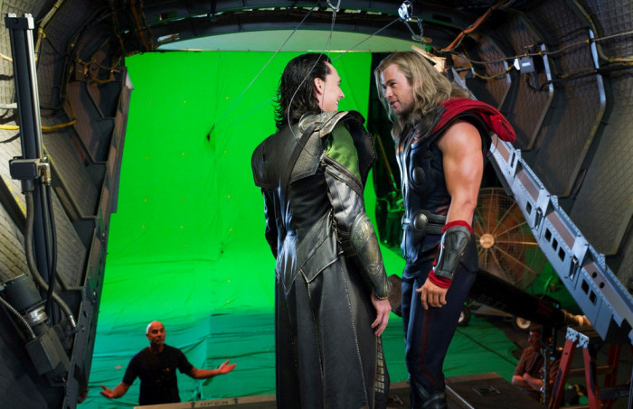 Behind The Scenes Photos That Will Change The Way You See Famous Movies
