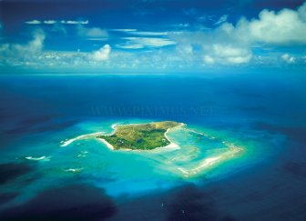 Necker Island - hotel on a private island