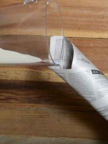The Secret Behind The Disappearing Milk Magic Trick