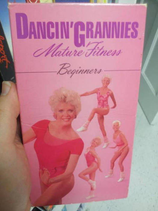 Randomly Awesome Items That You Can Only Find At A Thrift Shop
