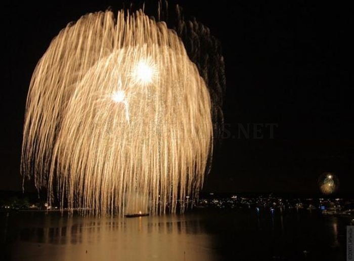 Spectacular Fireworks Photography