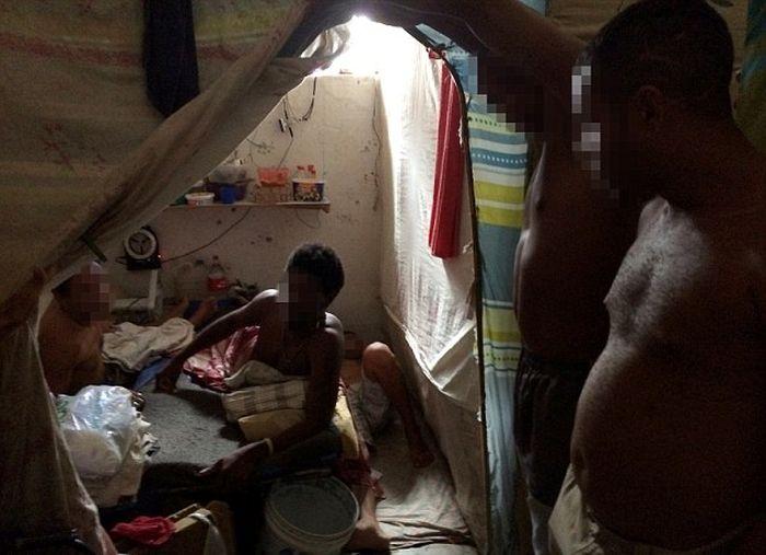 See The Inside Of Brazil's Toughest Jails