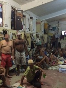 See The Inside Of Brazil's Toughest Jails