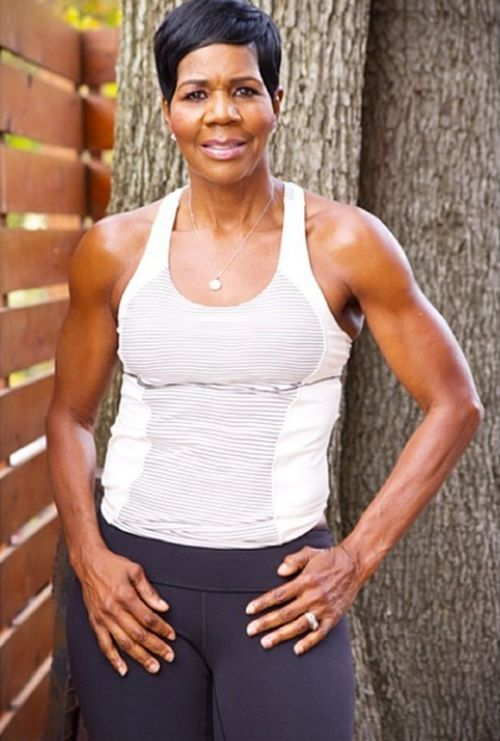 This 63 Year Old Mom Decided To Become A Fitness Trainer On A Whim