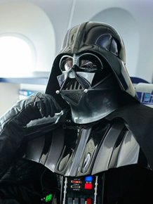 Japan Is Now Allowing Passengers To Fly On Star Wars Themed Planes
