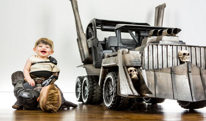 Stunning Halloween Mad Max Costumes