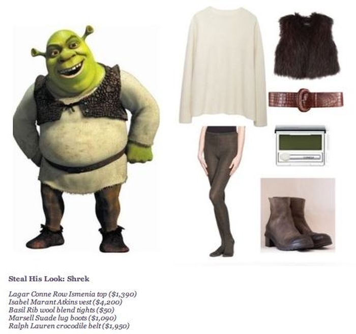 find the perfect halloween costume with tumblrs steal her look
