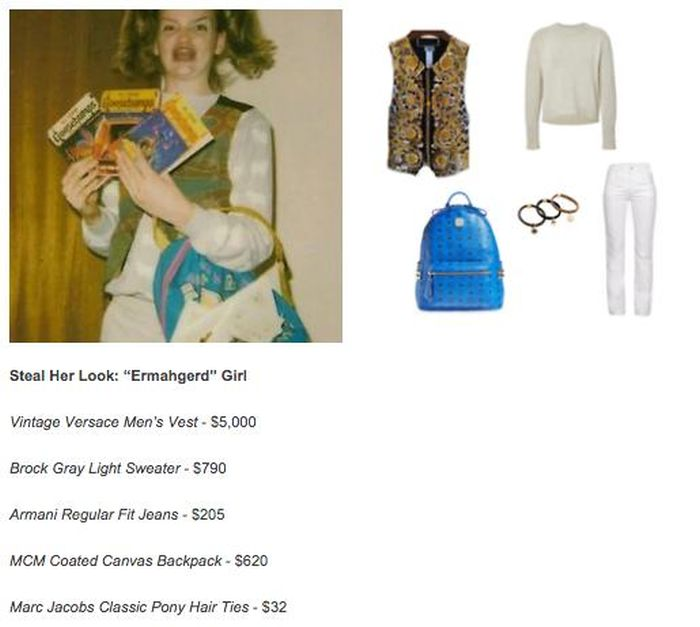 Find The Perfect Halloween Costume With Tumblr's Steal Her Look