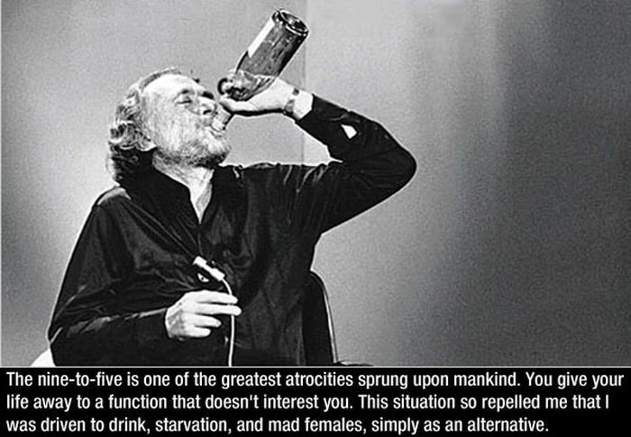 A Tribute To Charles Bukowski And His Way With Words