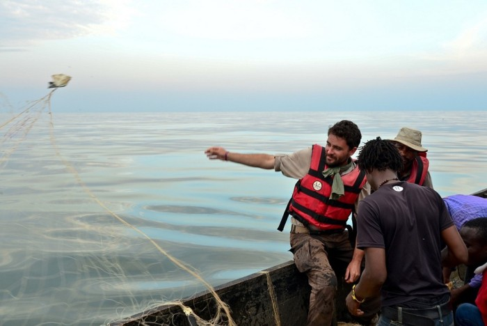 Levison Wood Takes You On A Trip Down The Nile