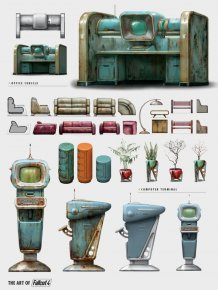 The Amazing Artwork Of Fallout 4