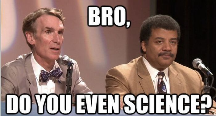 The Best Science Memes The Internet Has To Offer