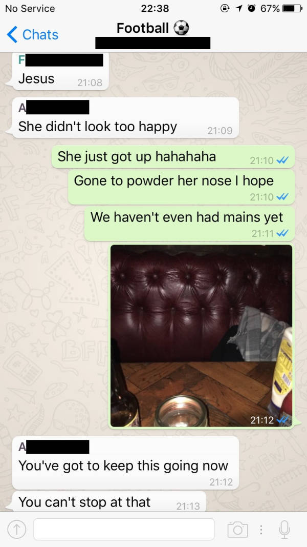 Dude Makes First Date As Awkward As Possible