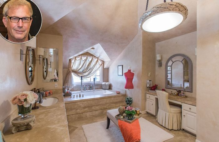 Go Inside The Luxurious Bathrooms Of The World's Most Famous Celebrities