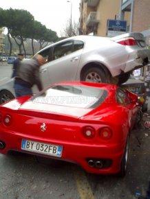 Ferrari Vs BMW