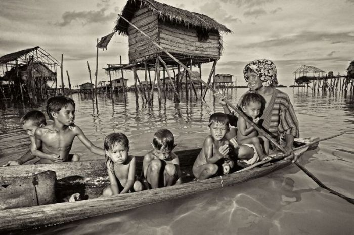 The Bajau Are The Gypsies Of The Sea