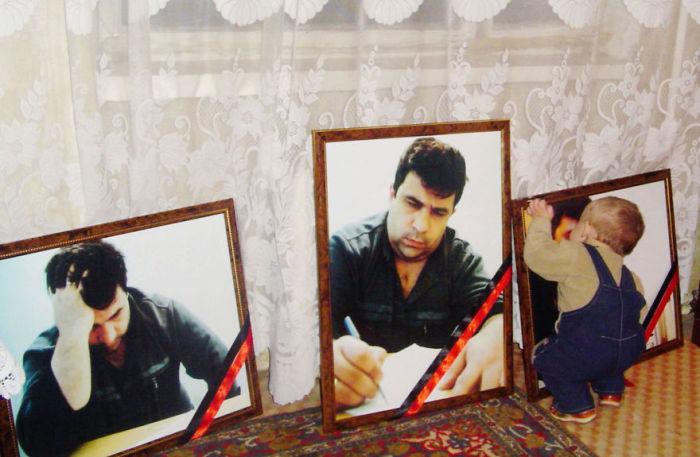 Painter Gunduz Aghayev Imagines A Perfect World For Children