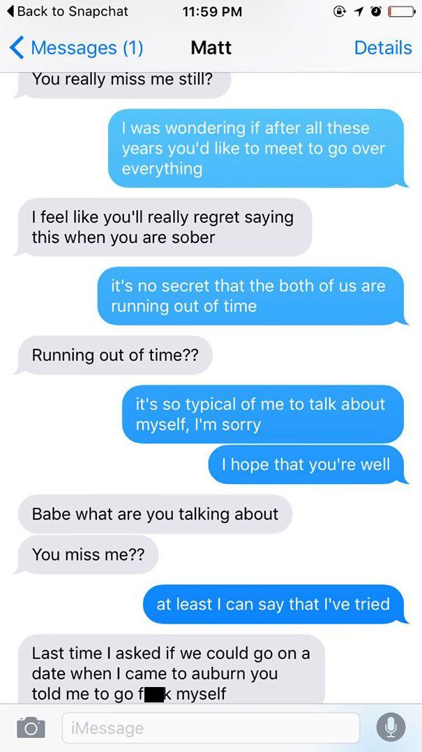 woman uses adele lyrics to troll her ex boyfriend fun