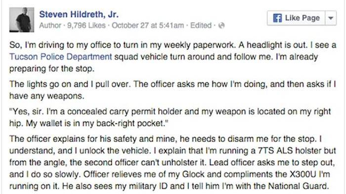 This Story Is Living Proof That Not All Cops Are Bad