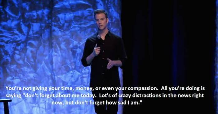 Comedian Anthony Jeselnik Explains Who He's Really Making Fun Of On Twitter
