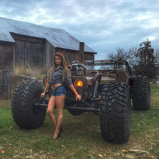 The Rock Rat River Raider Is A Vehicle Built For The ...