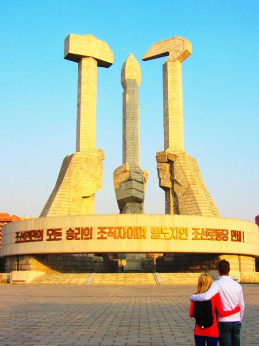 Traveling Couple Shares Their Strange Trip To North Korea With The World