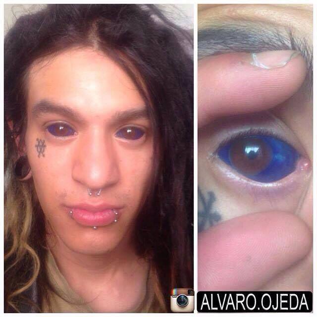 Eyeball Tattoos Are The Creepiest Trend Ever