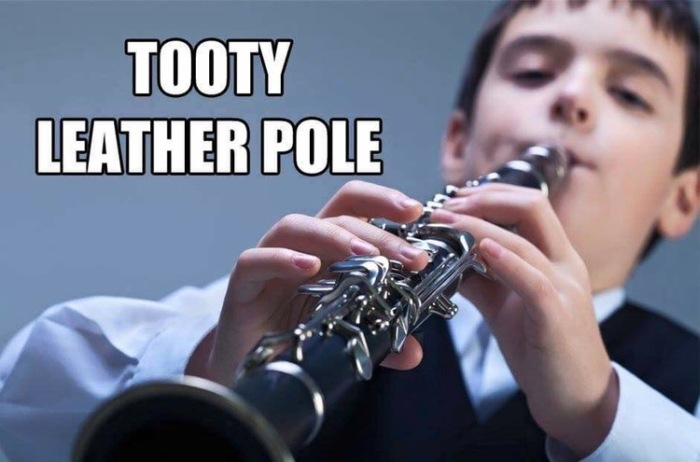 If Musical Instruments Had Way Cooler Names