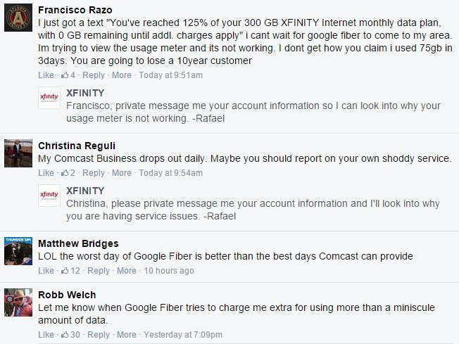 Comcast Tried To Talk Trash About Google Fiber And It Blew Up In Their Face