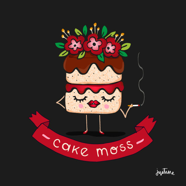 Artist Uses Celebrity Pun Names To Create Awesome Illustrations