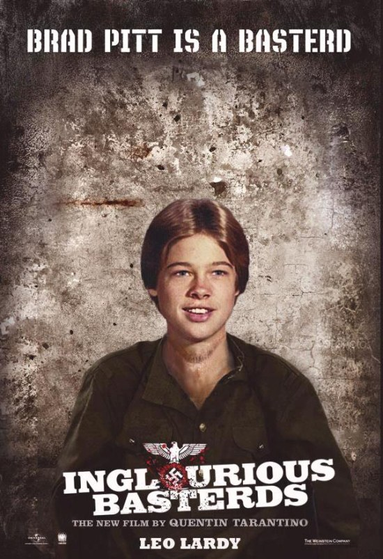 Photographer Uses Childhood Celebrity Photos To Make New Movie Posters