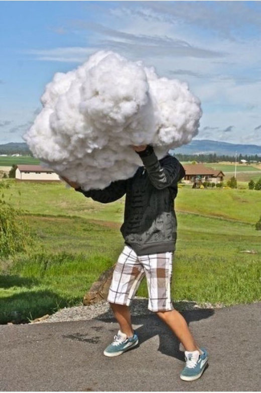 How To Make Your Own Clouds At Home