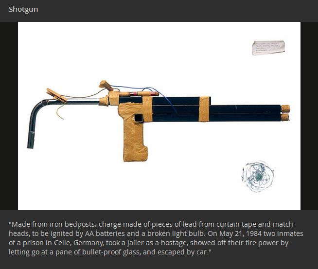 Weird Inventions You Will Only See In Prison