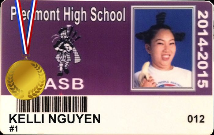 These People Made The Best Faces For Their Student ID Picture