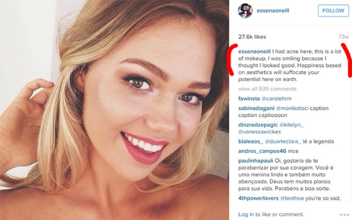 19 Year Old Instagram Star Essena O'Neill Reveals Why She's Quitting Social Media