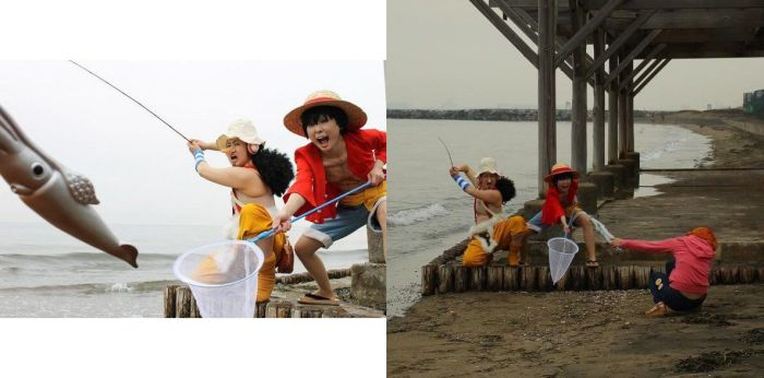 What Really Goes On Behind The Scenes Of Those Epic Cosplay Shots