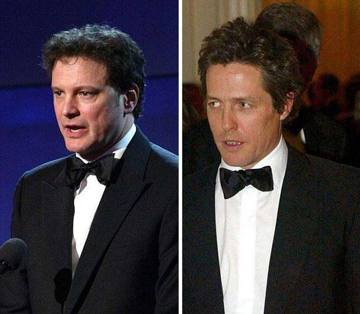 Hugh Grant And Colin Firth Were Born One Day Apart, See Who's Aged Better