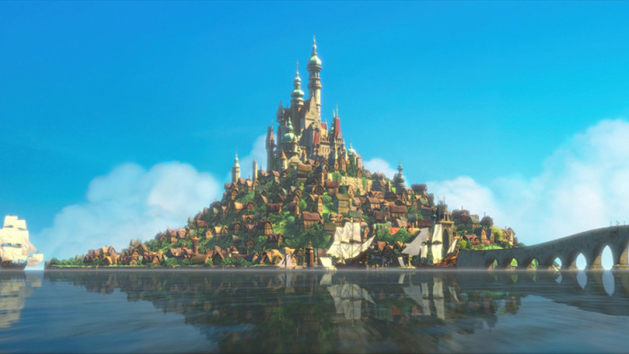 18 Real Life Locations That Disney Used As Inspiration