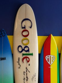 Working at Google