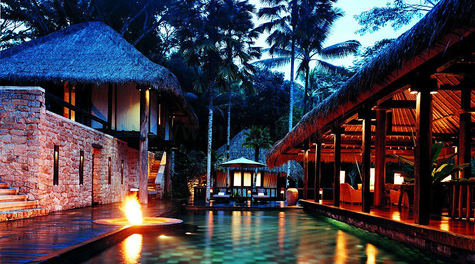 Como Shambhala Resort - world of solitude and serenity in Bali