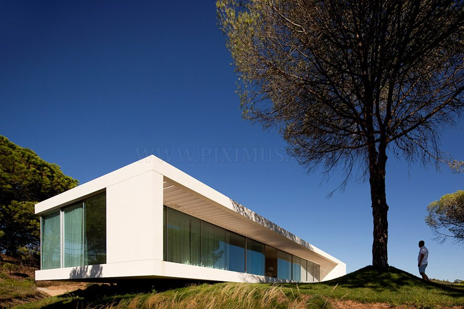 Country house of Pedro Reis in Portugal