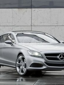 New Mercedes-Benz Shooting Brake release in 2014